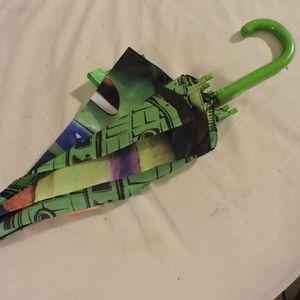 Teenage Mutant Ninja Turtles TMNT umbrella kids